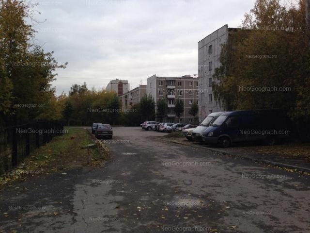 Адрес(а) на фотографии: Заводская улица, 42, 43/1, Екатеринбург
