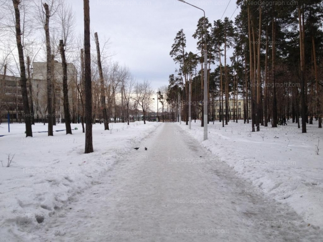 Адрес(а) на фотографии: Техническая улица, 80, 87, Екатеринбург