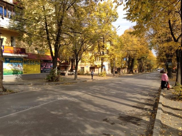 Адрес(а) на фотографии: улица Ильича, 1, 3, 5, Екатеринбург