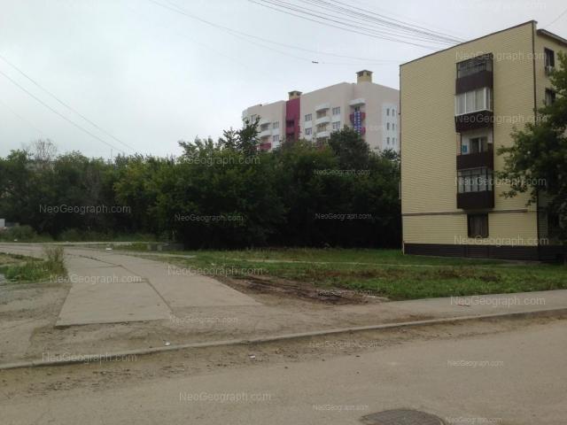 Address(es) on photo: Parnikovaya street, 3, 3а, Yekaterinburg