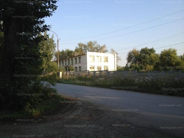 Address(es) on photo: Vishnevaya street, 26, Yekaterinburg