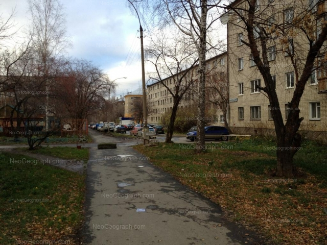 Address(es) on photo: Uktusskaya street, 41, 47, Yekaterinburg