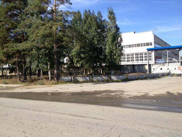 Адрес(а) на фотографии: Промышленный проезд, 3ж, Екатеринбург