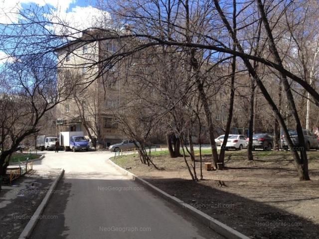 Адрес(а) на фотографии: улица Мира, 1, Екатеринбург