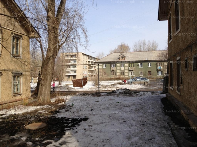 Адрес(а) на фотографии: улица Корепина, 9А, Екатеринбург