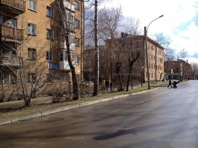 Адрес(а) на фотографии: Техническая улица, 48, 55, Екатеринбург