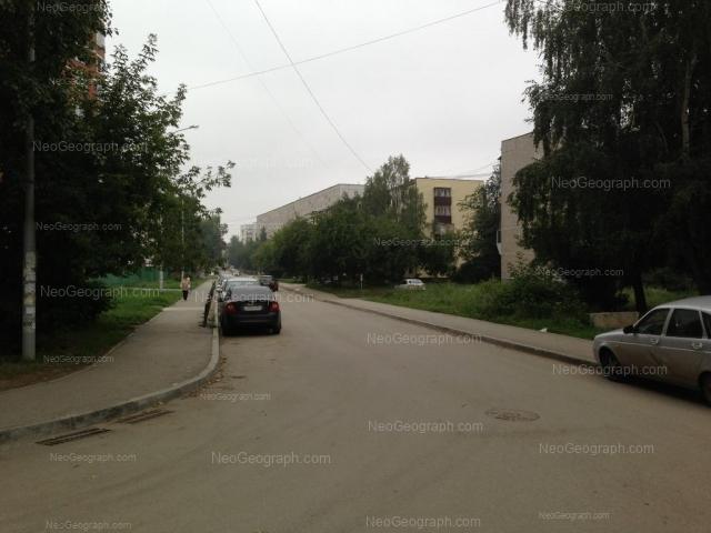 Address(es) on photo: Parnikovaya street, 1, 3, Yekaterinburg