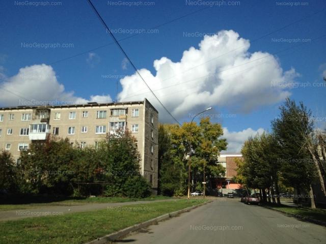 Адрес(а) на фотографии: Таганская улица, 52 к2, Екатеринбург