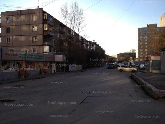 Адрес(а) на фотографии: улица Бехтерева, 3, 4, 6, Екатеринбург