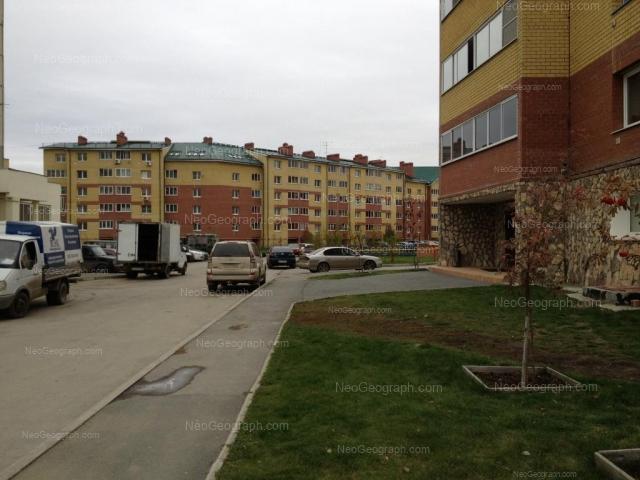 Адрес(а) на фотографии: Кольцевая улица, 32, Екатеринбург