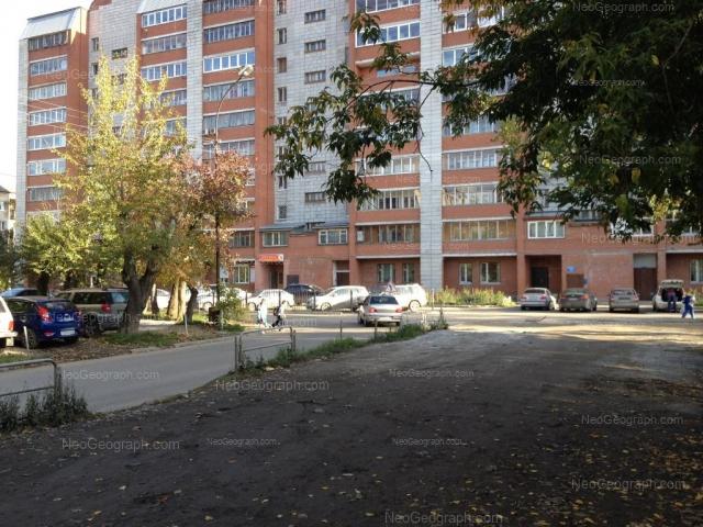 Адрес(а) на фотографии: переулок Трактористов, 19, Екатеринбург