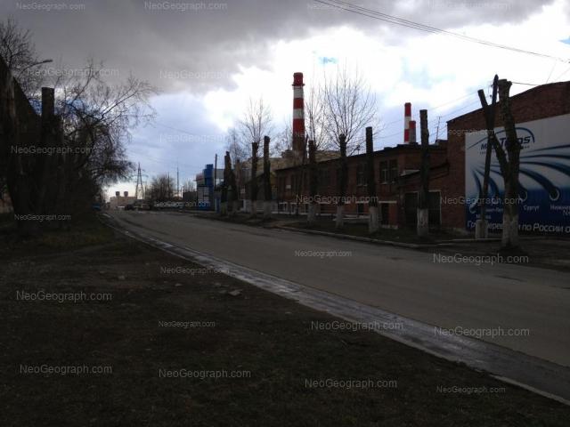 Адрес(а) на фотографии: улица Миномётчиков, 17, Екатеринбург