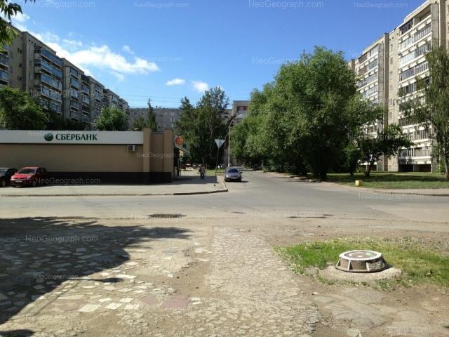 Адрес(а) на фотографии: Стахановская улица, 14, 27, Екатеринбург