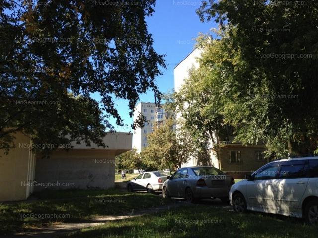 Адрес(а) на фотографии: Байкальская улица, 35а, 37, 37А, Екатеринбург