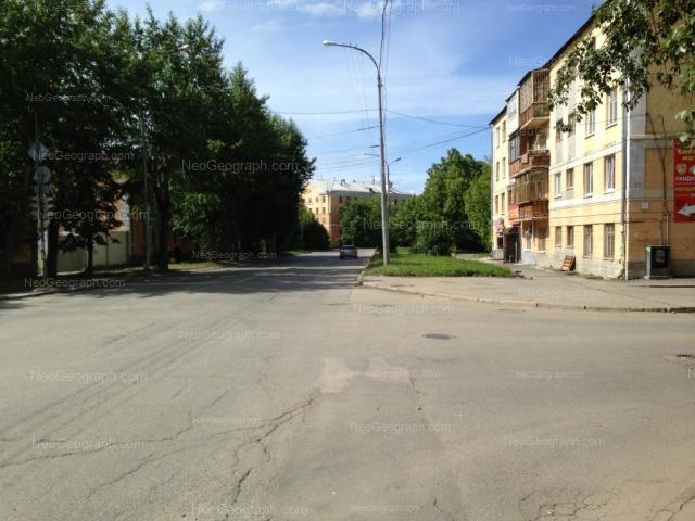 Адрес(а) на фотографии: улица XXII Партсъезда, 13А, 15, Екатеринбург