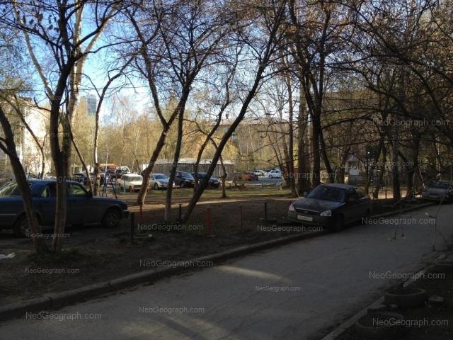 Адрес(а) на фотографии: улица Пальмиро Тольятти, 15, 20, 24, Екатеринбург