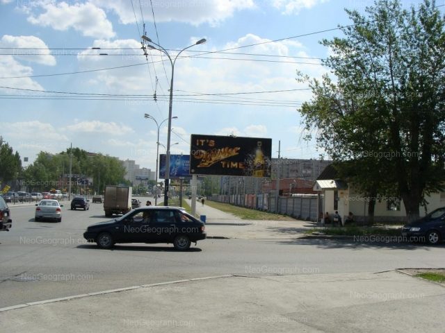 Адрес(а) на фотографии: улица Щорса, 9, Екатеринбург