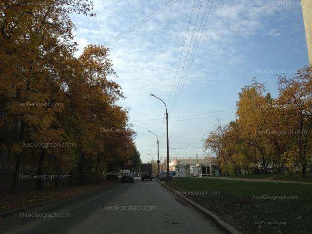 Адрес(а) на фотографии: улица Ломоносова, 26, Екатеринбург