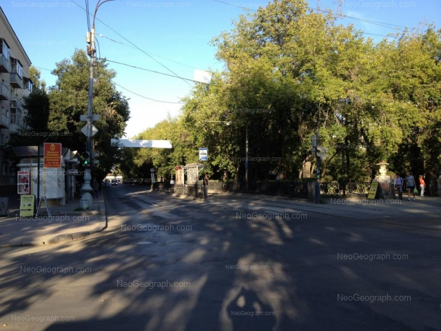 Адрес(а) на фотографии: проспект Ленина, 75, Екатеринбург