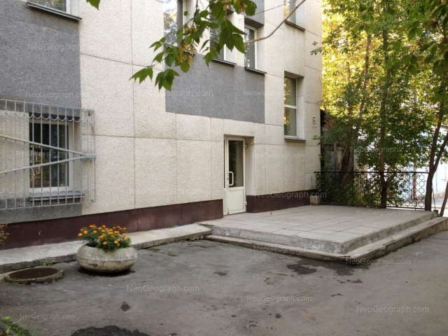 Адрес(а) на фотографии: переулок Автоматики, 6, Екатеринбург