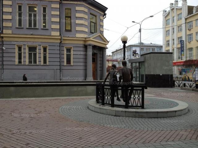 Адрес(а) на фотографии: улица Малышева, 27, 29, Екатеринбург