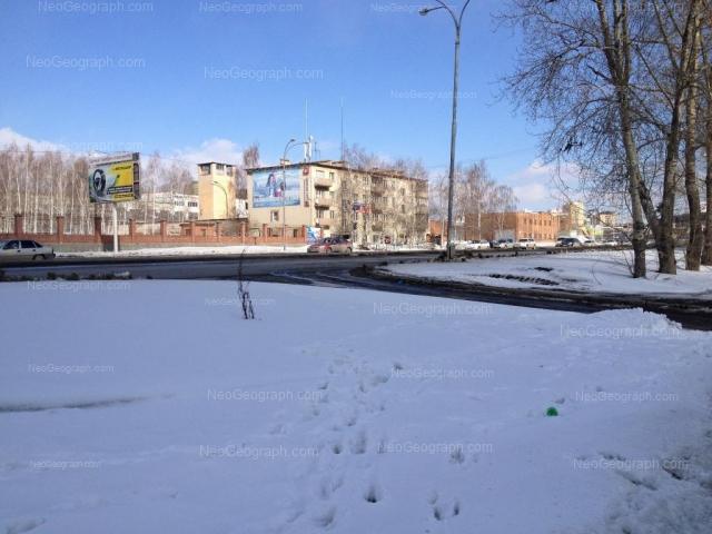 Адрес(а) на фотографии: улица Серафимы Дерябиной, 16, 16/1, 16а, Екатеринбург
