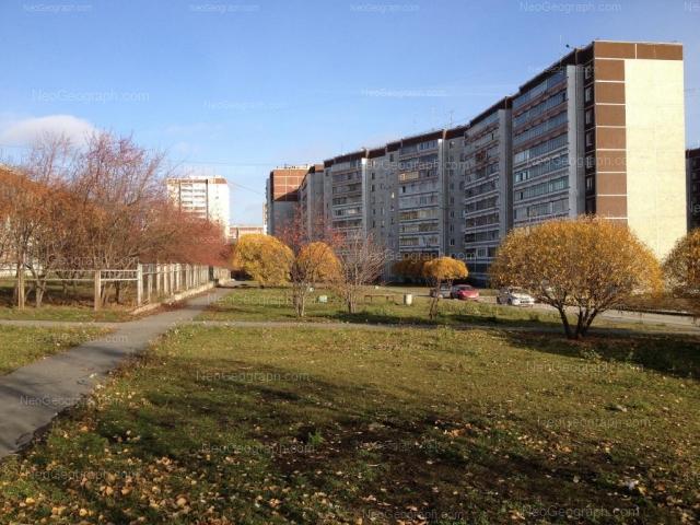 Адрес(а) на фотографии: Родонитовая улица, 1, 2 к1, 2 к2, Екатеринбург