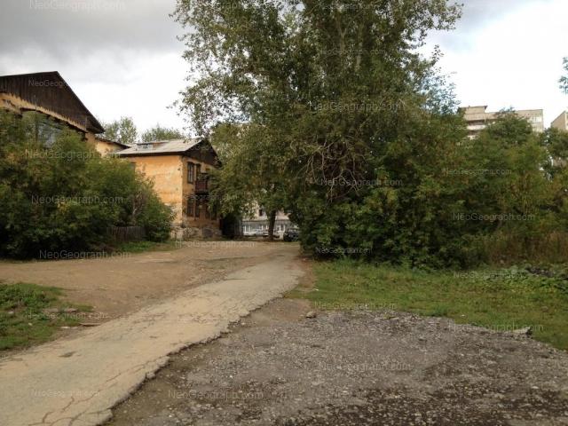 Адрес(а) на фотографии: Педагогическая улица, 4А, 6А, 8, Екатеринбург