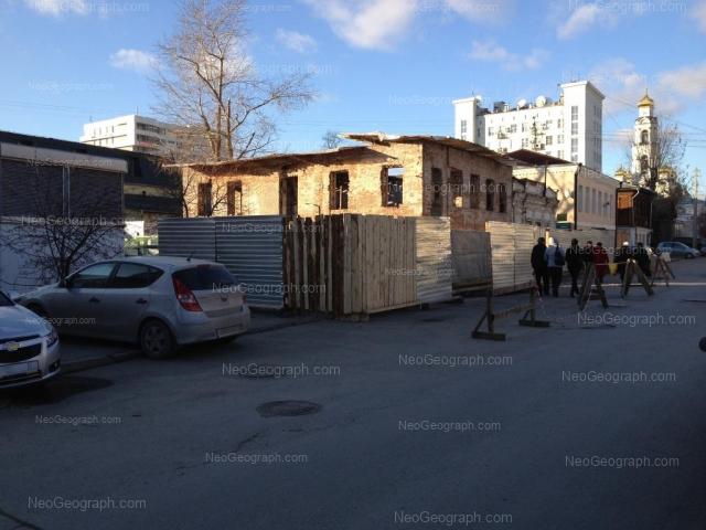 Адрес(а) на фотографии: улица Чернышевского, 8, 10, 12, Екатеринбург