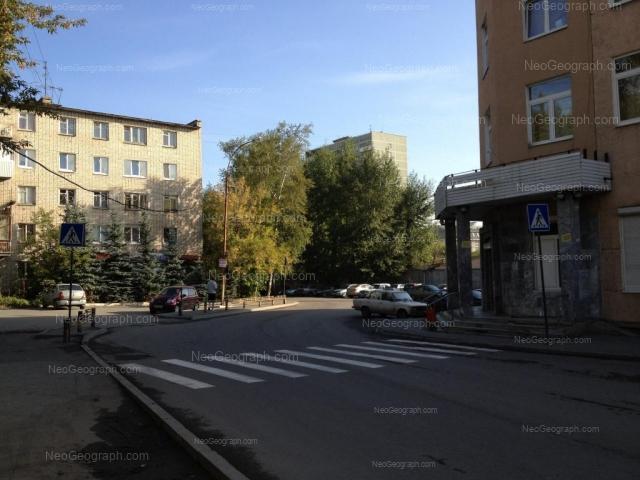 Адрес(а) на фотографии: Студенческая улица, 47, 49, 64, Екатеринбург