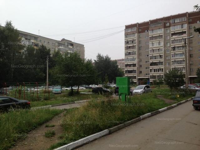 Адрес(а) на фотографии: Шефская улица, 59, 61, Екатеринбург