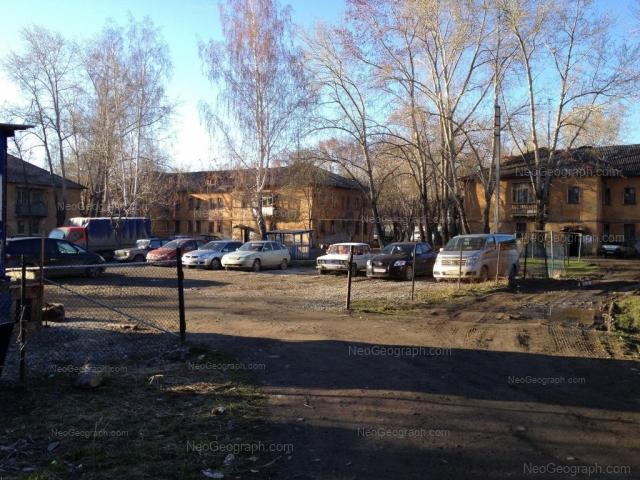 Адрес(а) на фотографии: Ирбитская улица, 8, 8А, 10, Екатеринбург