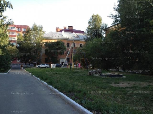 Адрес(а) на фотографии: улица Бажова, 41, 43, 51, Екатеринбург