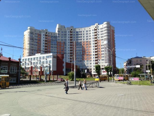 Адрес(а) на фотографии: улица Малышева, 4, 4А, 4Б, 6, Екатеринбург