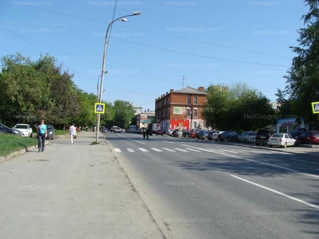 Адрес(а) на фотографии: Восточная улица, 29, 31а, Екатеринбург