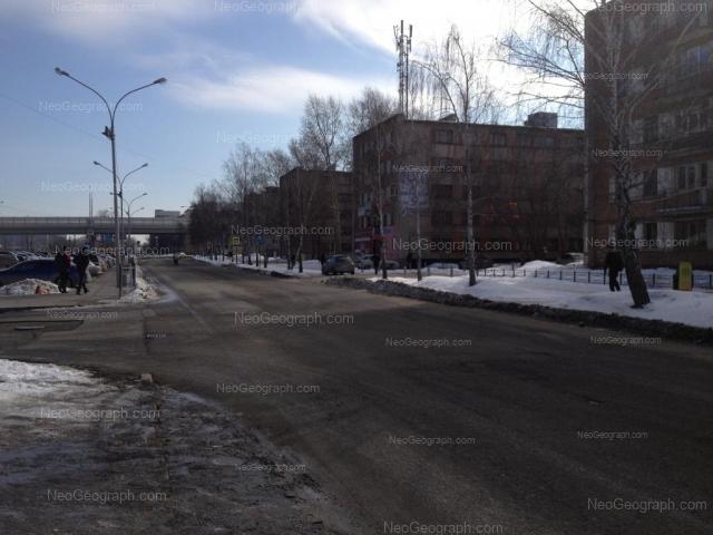 Адрес(а) на фотографии: Ясная улица, 1/2, 1/4, 1/5, Екатеринбург