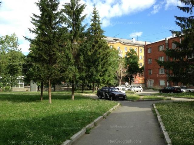 Адрес(а) на фотографии: Стахановская улица, 1, 2, Екатеринбург