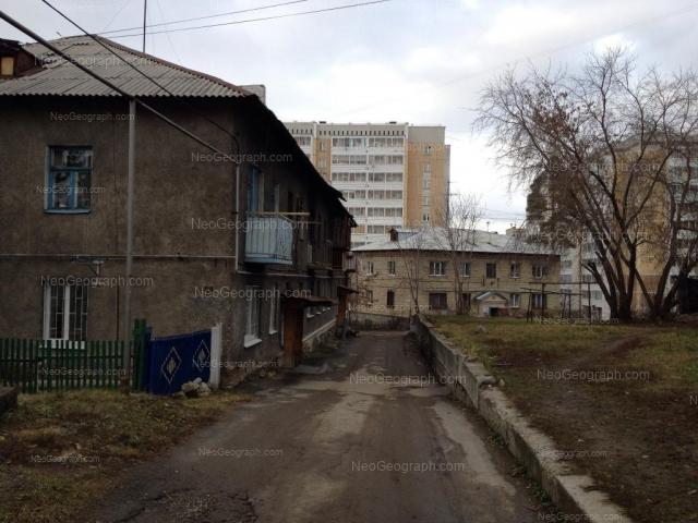 Адрес(а) на фотографии: Ухтомская улица, 30, 47, Екатеринбург