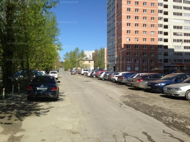 Адрес(а) на фотографии: Кунарская улица, 14/3, 18, 20, Екатеринбург