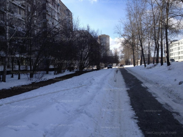 Address(es) on photo: Cherkasskaya street, 25, Yekaterinburg
