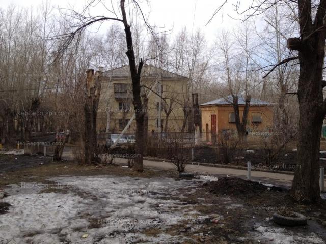 Адрес(а) на фотографии: Студенческая улица, 6Б, Екатеринбург