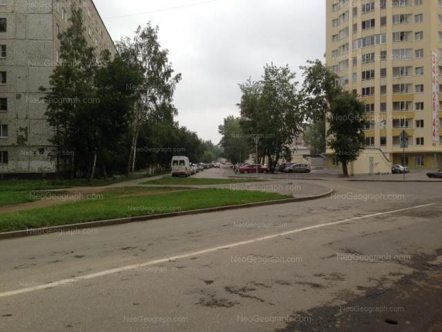 Адрес(а) на фотографии: Парниковая улица, 1, 2, Екатеринбург