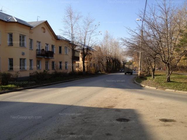 Address(es) on photo: Dagestanskaya street, 20, 22, Yekaterinburg