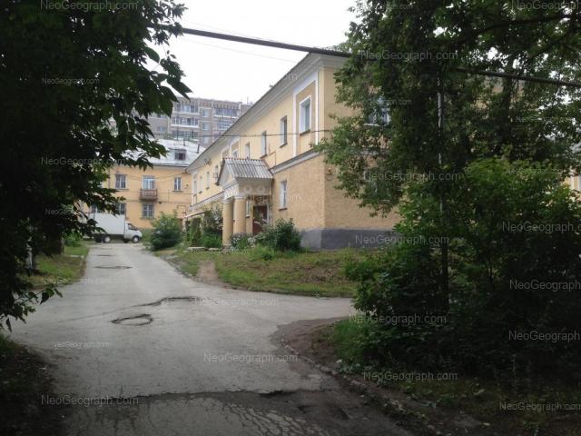 Address(es) on photo: Entusiastov street, 32Б, 34Б, Yekaterinburg