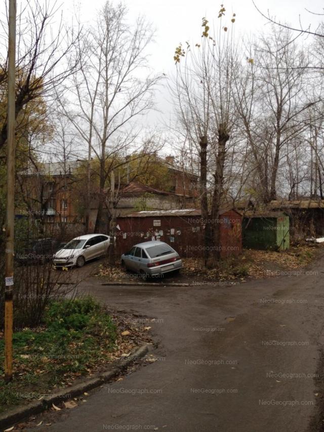 Адрес(а) на фотографии: улица Менжинского, 1А, Екатеринбург