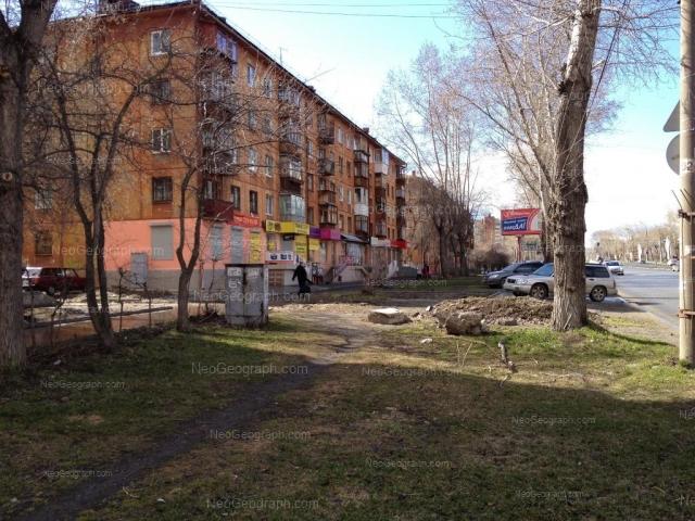 Адрес(а) на фотографии: Техническая улица, 51, 55, Екатеринбург