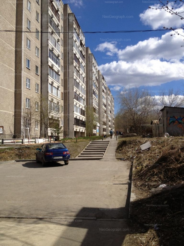 Адрес(а) на фотографии: Советская улица, 62, Екатеринбург