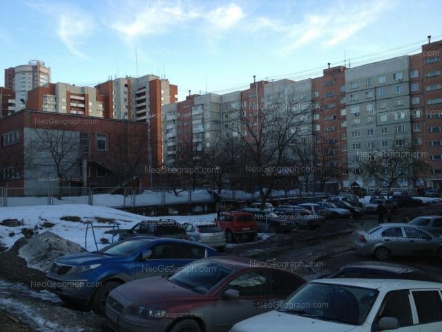 Адрес(а) на фотографии: Уральская улица, 65, 65А, Екатеринбург