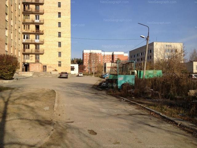 Address(es) on photo: Dagestanskaya street, 34, 34А, Yekaterinburg