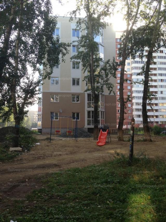 Адрес(а) на фотографии: улица Электриков, 27, 29, Екатеринбург